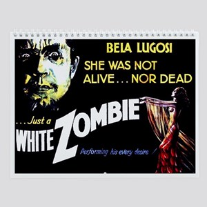 White Zombie [1932 Film] Wall Calendar